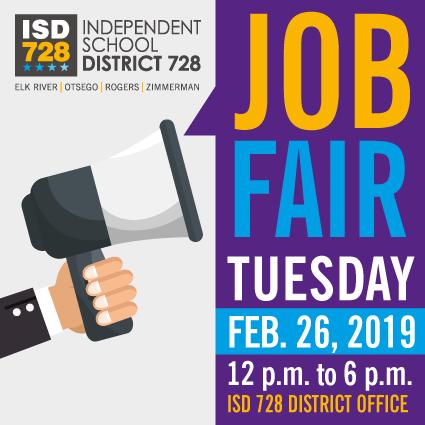 ISD 728 Job Fair!