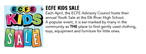 ECFE Kids Sale