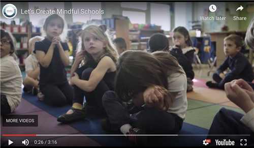 Let's Create Mindful Schools