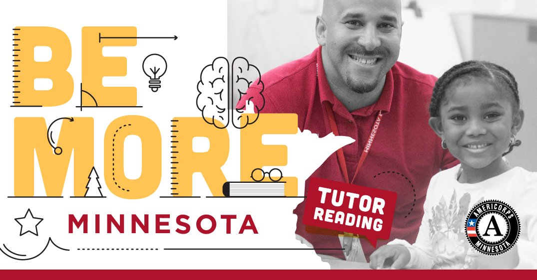 Minnesota Reading Corps Banner Image