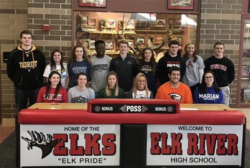 National Signing Day February 2018