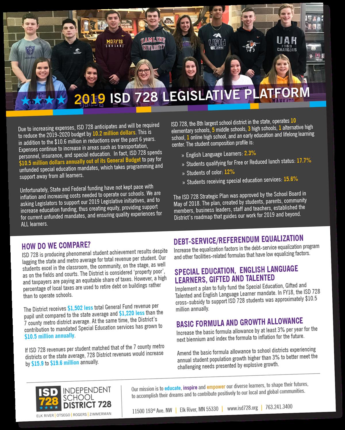 Legislative Platform