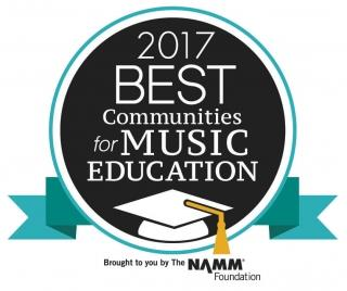 ISD 728 Repeats as Best Communities for Music Education Award Winner