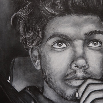 Rogers Student Wins 3rd Congressional District Art Award