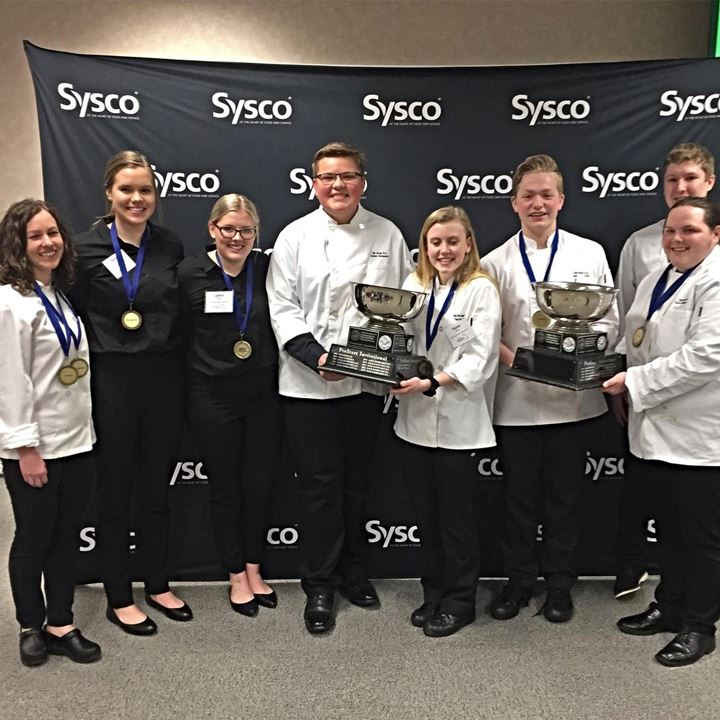 Elk River High School Culinary Team Back to Nationals