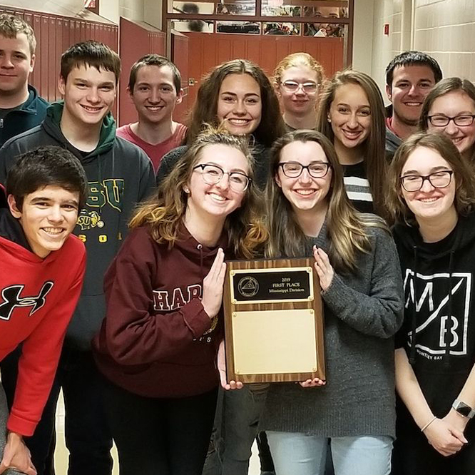 ERHS Math Team sends Livingston to State