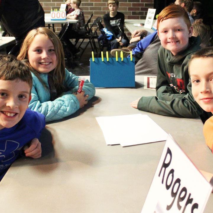 Rogers Elementary Captures Geography Bowl Crown
