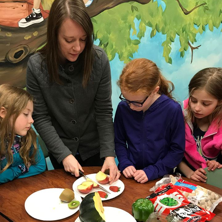Rogers Elementary Media Specialist Recognized by Minnesota Department of Agriculture