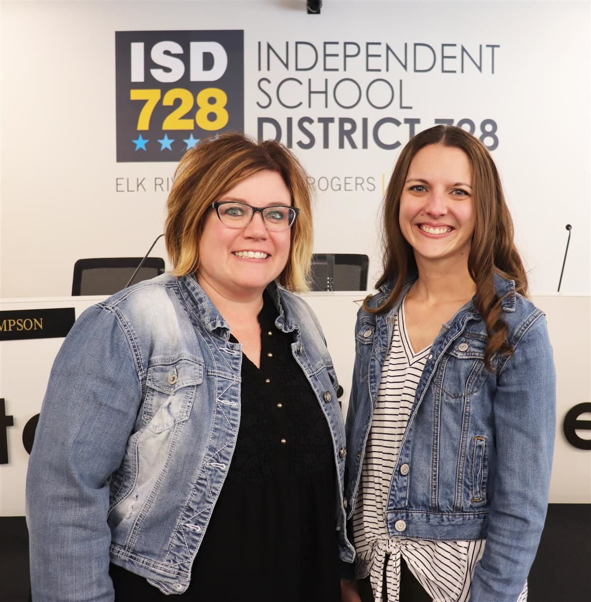 Two ISD 728 Educators Named Semi-Finalists for Teacher of the Year