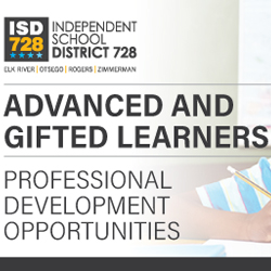 Advanced and Gifted Learners Professional Development Opportunities
