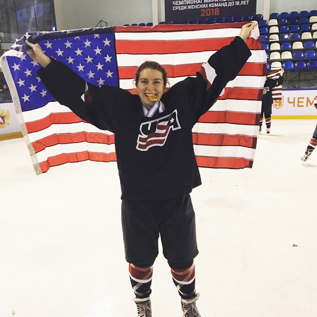 Golden Girl: Madison Bizal and Team USA Win it All at U18 World Championships