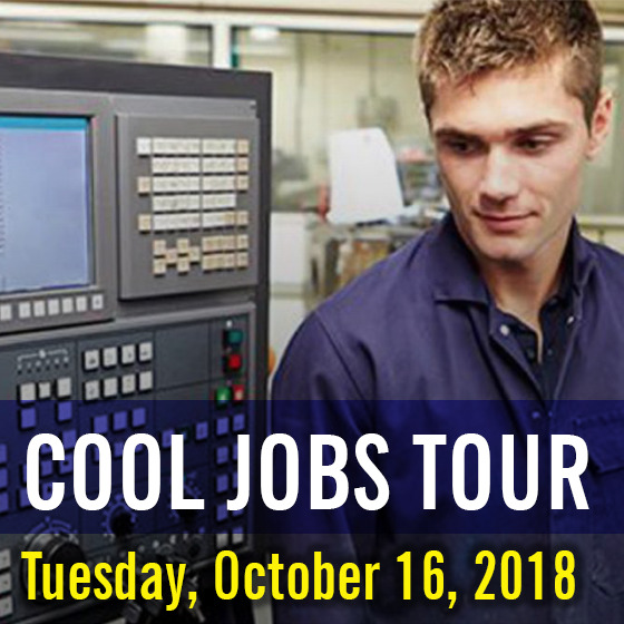 COOL JOBS TOUR: What Manufacturing Really Looks Like