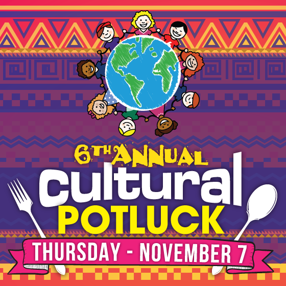 Save the Date: The 5th Annual ISD 728 Cultural Potluck is Nov. 8!