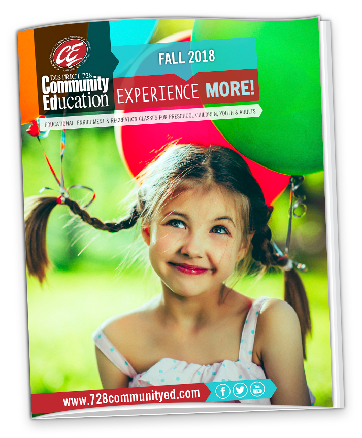 The Fall Brochure is HERE!