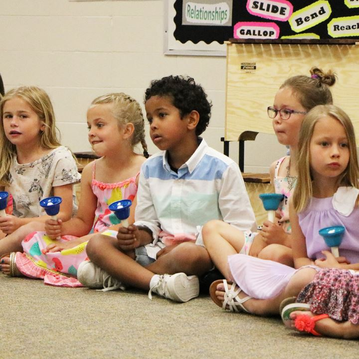 Rogers Elementary First Graders Celebrate with A BUG-Tastic Performance