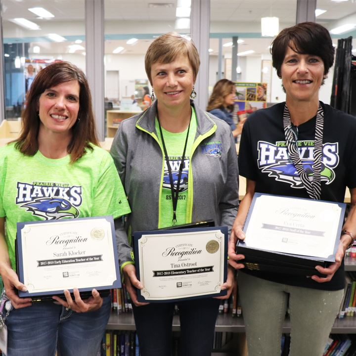 ISD 728 Honors Magnificent Eight