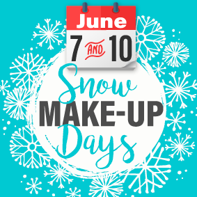Make Up Day Announced