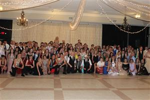 Prom 2019 large group