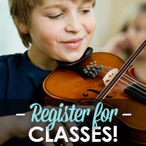 Register for Classes!