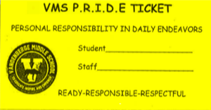 Pride Ticket