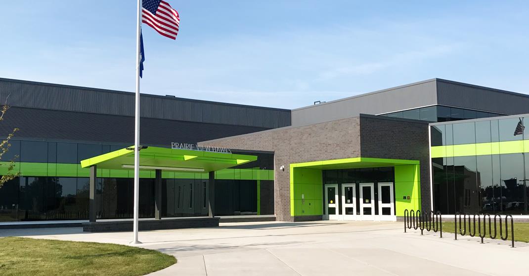 Prairie View Elementary Middle School Homepage